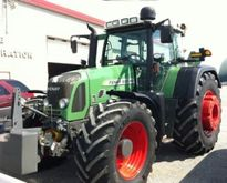 2009 Fendt 820V Vario TMS Tract
