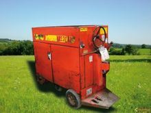 Agrimetal 530 motorized trolley