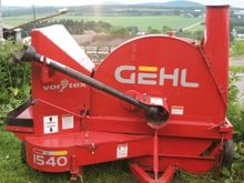 Gehl I540 Silage blower