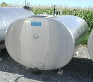 Delaval 800 gal Tank