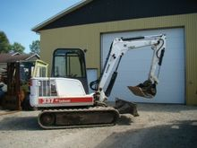Used Bobcat 337 Mini