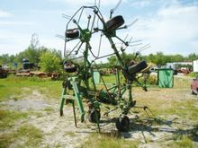 Used Stoll Z 660 Hay
