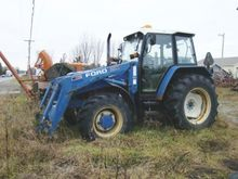 Ford 7740 Tracteur
