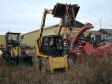 Gehl 5635 Skid loader with cab