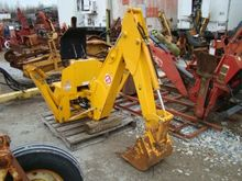 Used Backhoe in Acto