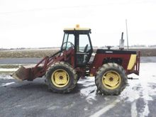 Used Versatile 276 I