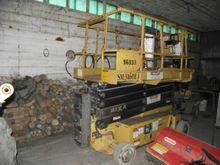 SM3160E Telescopic Forklift