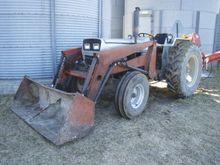 White 260 Tractor