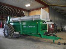 2012 Samson SP11 Spreader