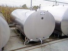 Darikool 1000 gal Milk tank (bu