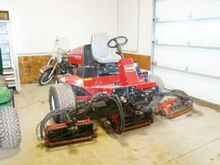 Toro extra-own tractor