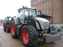 2011 Fendt 936 Tracteur