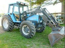 1999 Landini 9880 Tractor