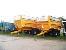 Fliegl Spreader