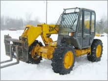 JCB 525-67 telescopic loader