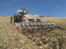 DM Vertical Tillage