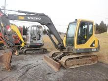 Volvo EC55B Excavator