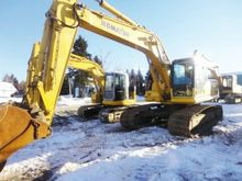 2006 Komatsu PC200LC7 Excavator