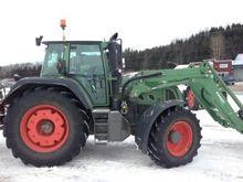 2011 Fendt 712 Tractor unit