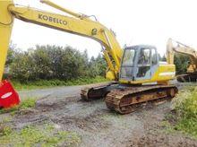 Kobelco 200LC Excavator
