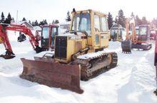 John Deere 650 GTL Bulldozer