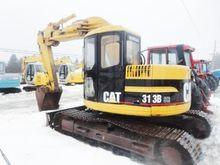 1999 Caterpillar 313 BSR Excava