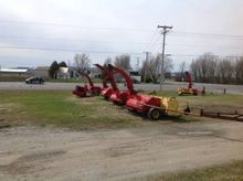 New Holland 900 Forage Harveste