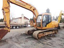 1999 Hyundai 130 Excavator