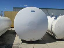 Surge 1250 gal Milk tank (bulkt