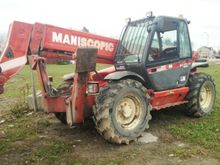 Used Manitou MT1337