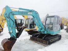 Ihi 55 Excavator