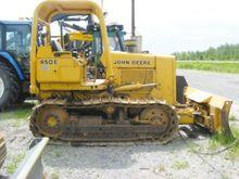 John Deere 450E Dozers