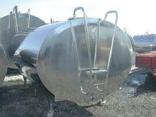 Mueller 1500 gal Milk tank (bul