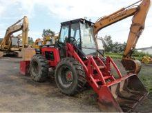 Versatile Tractor