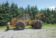 Used 1992 Skidder in