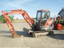 2005 Kubota 121-3 Excavator
