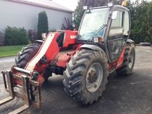 2004 Manitou MLT634 Telescopic