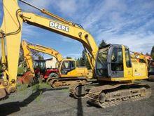 2003 John Deere 160C LC Excavat