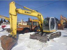 2002 Kobelco SK115 Excavator