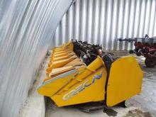 Grecav 8-row Corn Header