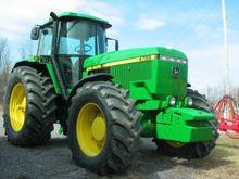 John Deere 4755 Tractor
