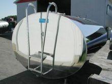 Delaval AL Milk tank (bulktank)