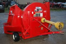 Dion 1460 HO Forage Blower