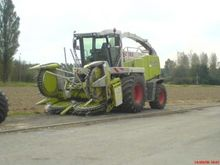 2007 Claas 870 Forage Harvester