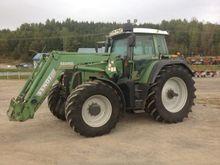2004 Fendt 716 Tractor