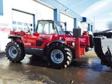 2007 Manitou MT1440 Telescopic