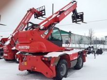 2008 Manitou MRT1635 Telescopic