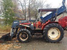 Zetor 7745 Tractor