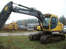 2000 Volvo EC140 Excavator
