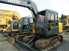 John Deere 190E excavator